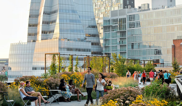 Walkonomics And The High Line Effect
