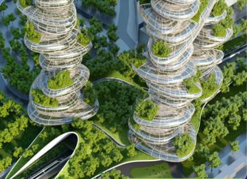 Eco Architecture CITI IO