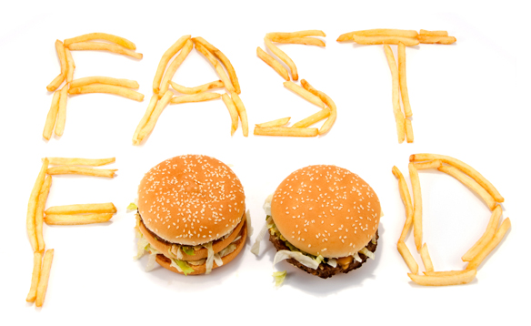 Image result for fast food picture