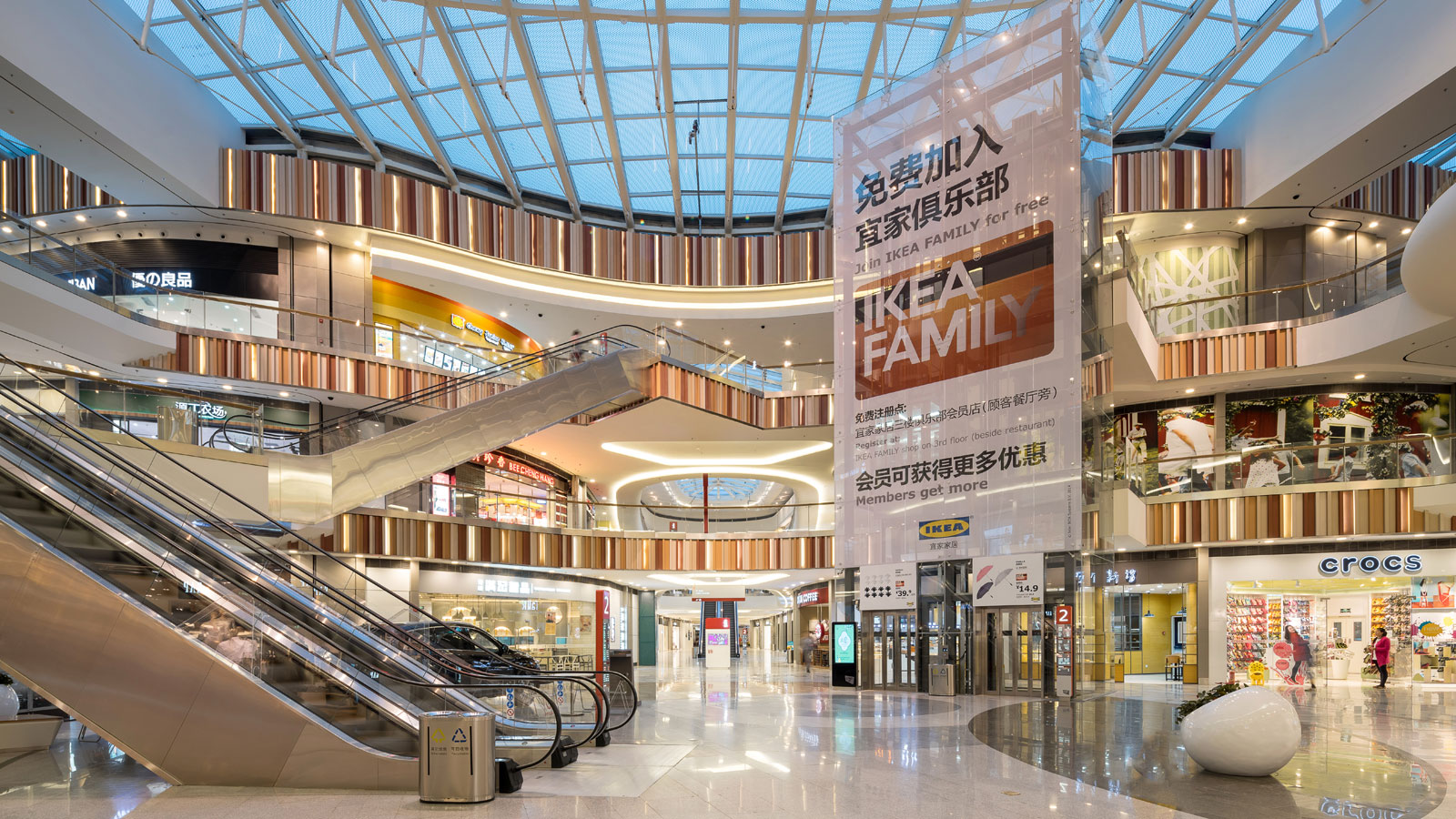 Saving Chinas Shopping Centres One Smart Mall At A Time on Restaurant Interior Design