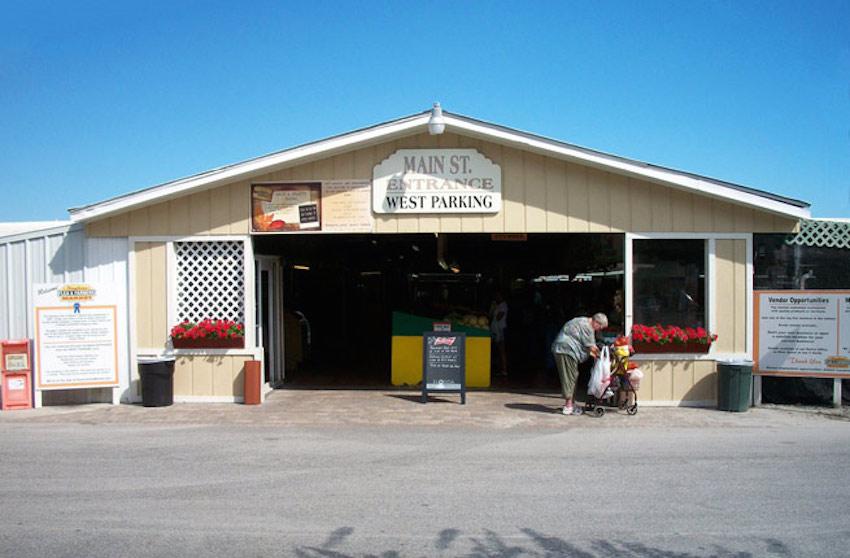 Daytona Flea Market