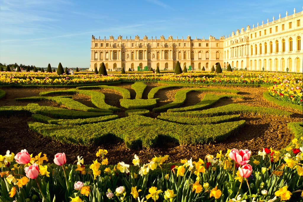 The 10 best city gardens of the world citi io for Jardin de versailles
