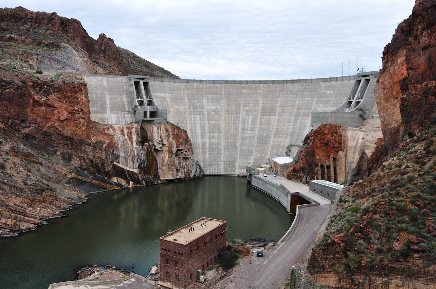 The Top 10 Grandest American Dams To See CITI IO - Map Of Us Dams Washington Post