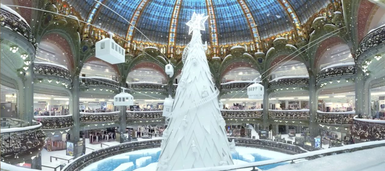The Top 10 Most Beautiful Christmas Trees In The World | CITI IO