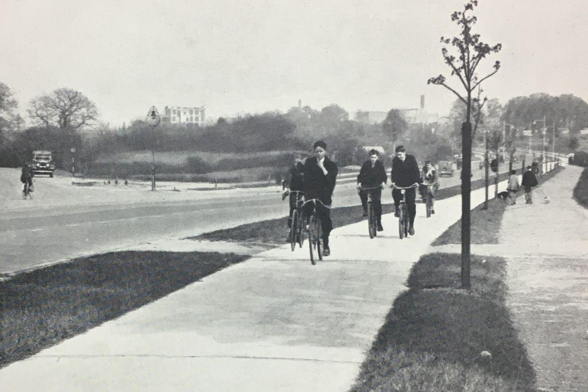 Britain, A Biking Highway Pioneer, In The 1930, Needs Revival