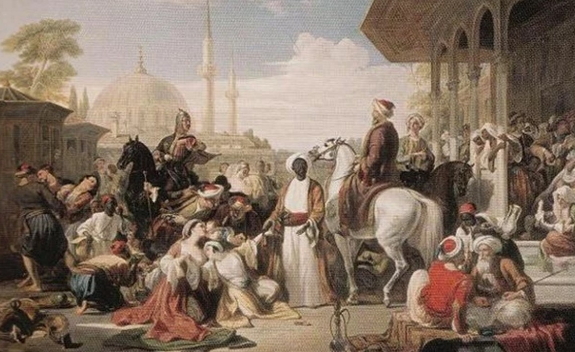 Migrants : When Europeans Once Flocked To North African Shores