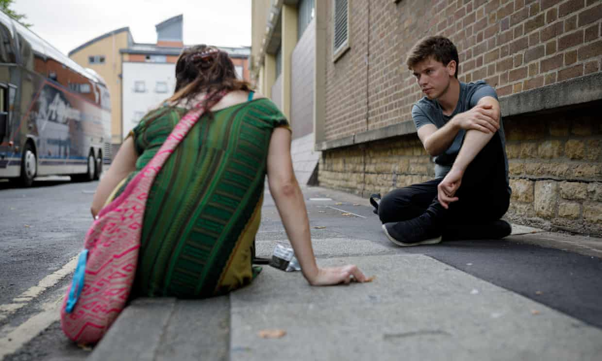How To Help Homeless People - Without Feeding A Habit ...